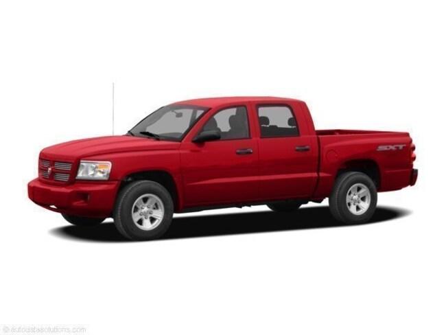 2008 Dodge Dakota SLT Truck Crew Cab