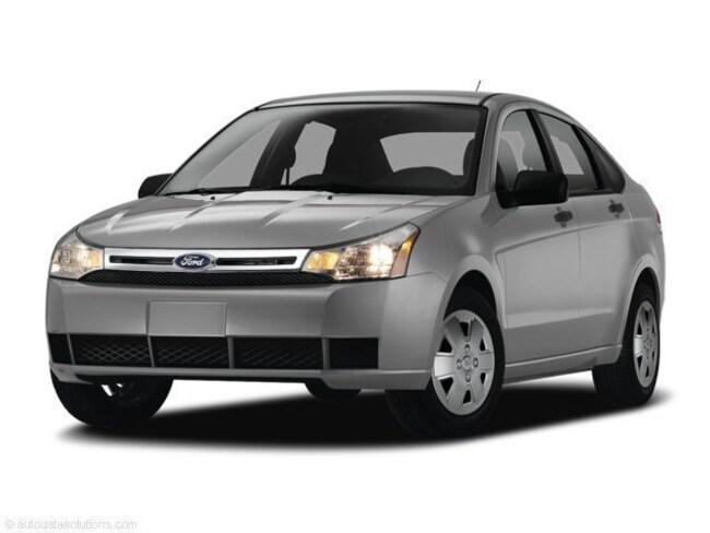 2008 Ford Focus S Sedan