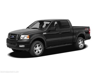 2008 Ford F-150 Lariat Truck SuperCrew Cab