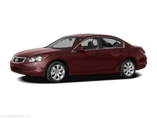 2008 Honda Accord Sedan EX-L at Sedan