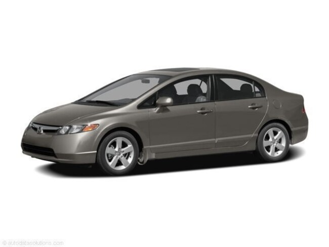 2008 Honda Civic Sedan EX-L 5sp Sedan