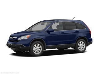 2008 Honda CRV EX-L Navi at 4WD top Model Navigation low km !! SUV
