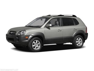 2008 Hyundai Tucson Vehicle Being Sold AS IS SUV