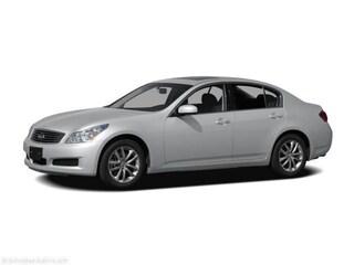 2008 INFINITI G35 Sedan Luxury Luxury AWD