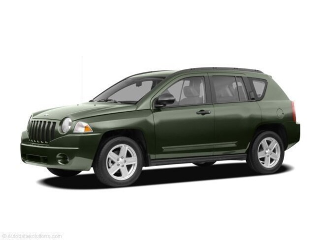 Used 2008 Jeep Compass Sport Wagon Winnipeg