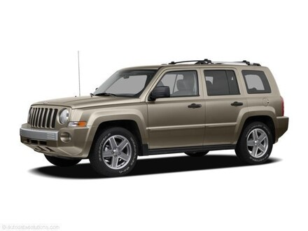 2008 Jeep Patriot Limited VUS