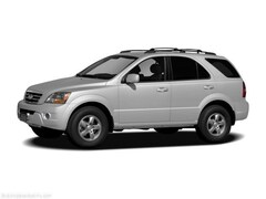 Used 2008 Kia Sorento Luxury SUV KNDJC736885763984 in Calgary, AB