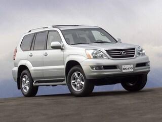 2008 LEXUS GX 470 4WD 4DR SUV