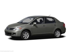 2008 Nissan Versa 1.8 S FWD | Super Low Kilometer's | One Owner | Local | Sedan