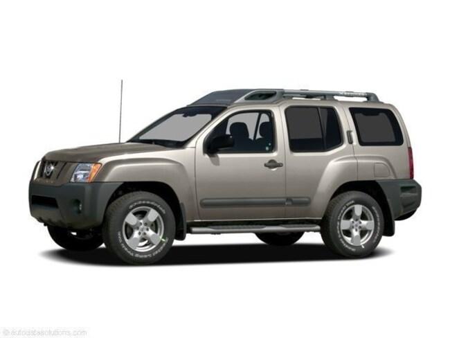 2008 Nissan Xterra SE SUV