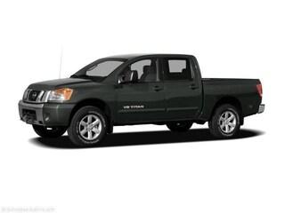 2008 Nissan Titan Truck Crew Cab