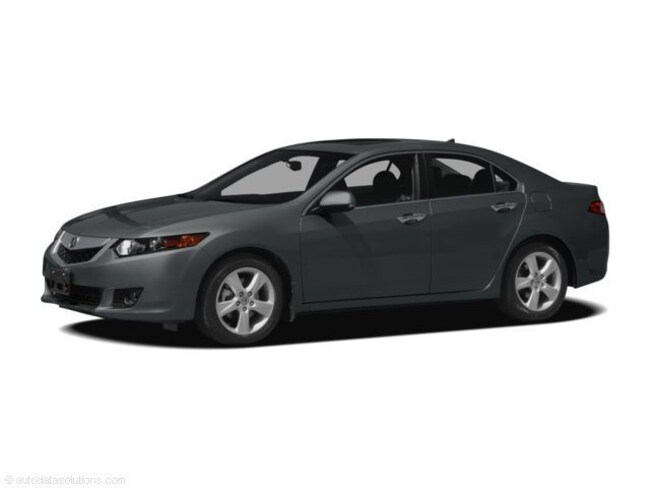 2009 Acura TSX 6 SPD Leather Interior - 6-Speed *Manual* Sedan