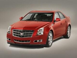 2009 CADILLAC Cts 3.6L | Sunroof | Nav | Heated & Cooled Seats  Car