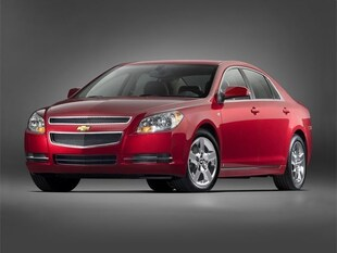 2009 Chevrolet Malibu 2LT Auto, Heated Seats, Remote Start, Low KMS Sedan