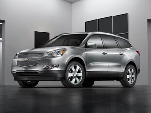 2009 Chevrolet Traverse LS Wagon
