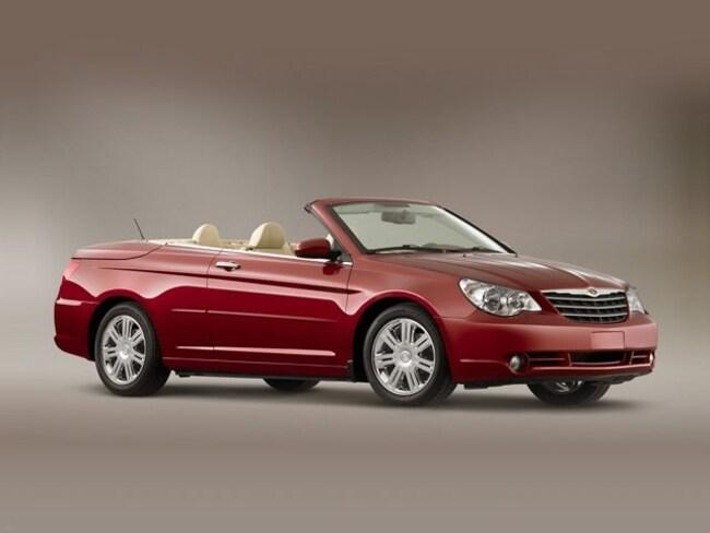 2009 Chrysler Sebring Touring Convertible