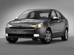 2009 Ford Focus SES Sedan