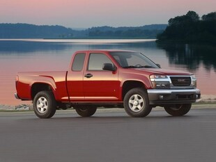 2009 GMC Canyon WT Truck Extended Cab