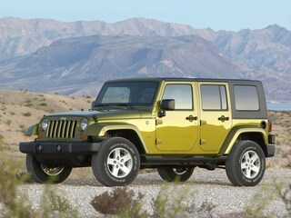 2009 Jeep Wrangler Unlimited Sahara SUV
