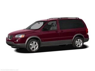 2009 Pontiac Montana SV6 FWD w/1SA Van Passenger Van