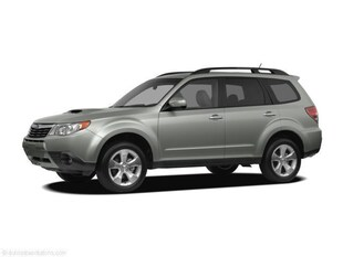 2009 Subaru Forester 2.5 X Limited Package SUV