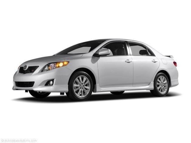 2009 Toyota Corolla LE Premium Package Sedan