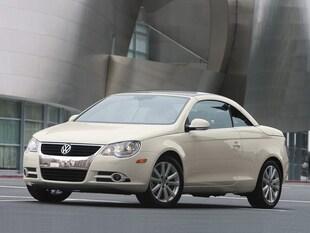 2009 Volkswagen Eos TrendlineAS TRADED Convertible