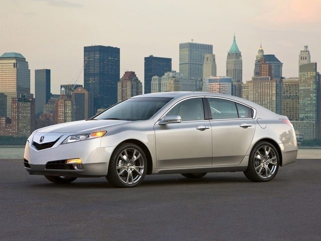 Used 2010 Acura TL For Sale in Bolton, ON Near Toronto