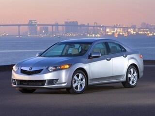 2010 Acura TSX Premium at Sedan