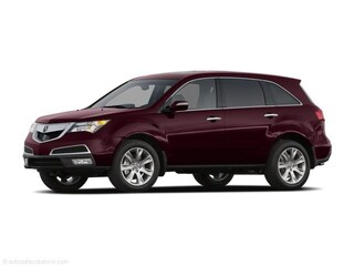 2010 Acura MDX Tech 6sp at SUV