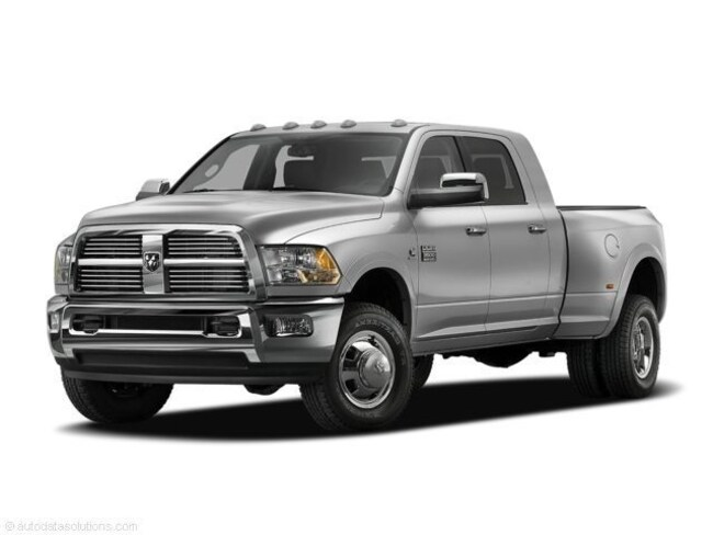 For Sale in Victoria: Pre-Owned 2010 Dodge Ram 3500 Used