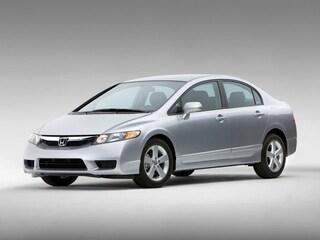 2010 HONDA Civic DXG Sedan