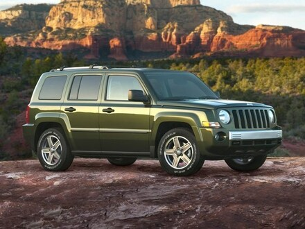 2010 Jeep Patriot Sport/North VUS