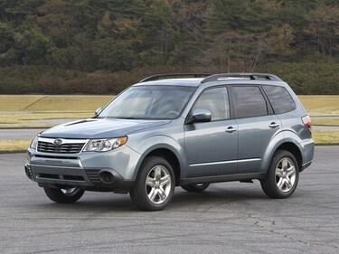 2010 Subaru Forester 2.5 X Touring Package SUV