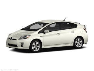 2010 Toyota Prius Technology PKG, Leather, NAVI Hatchback