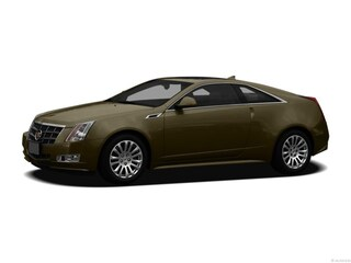 2011 CADILLAC CTS Performance Collection Coupe