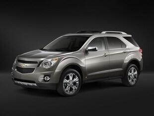 2011 Chevrolet Equinox LS SUV 5473 Automatic l/100km FWD