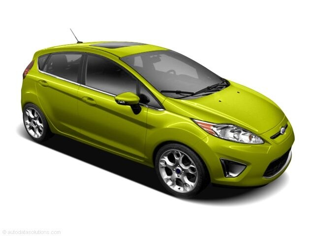 2011 Ford Fiesta Used Hatchback for Sale | Calgary, AB