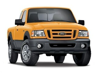 2011 Ford Ranger Truck Super Cab