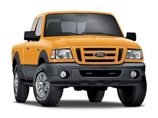 2011 Ford Ranger Sport Truck Super Cab