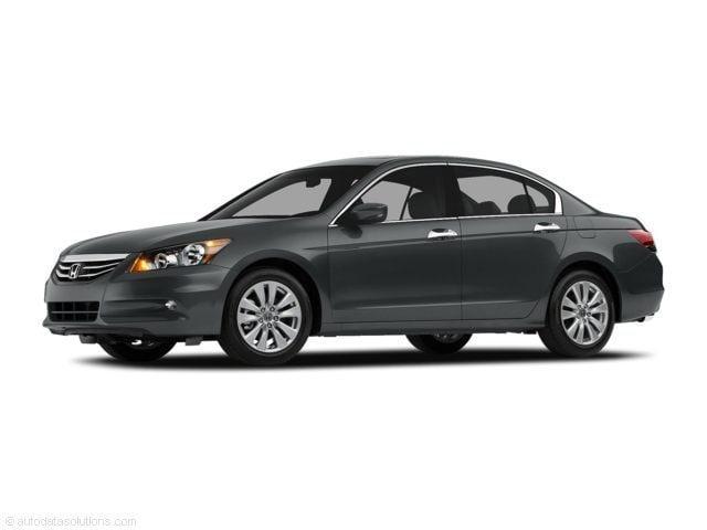 2011 Honda Accord Coupe EX L At Sedan