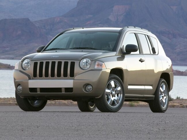 2011 Jeep Compass BASEAS TRADED SUV