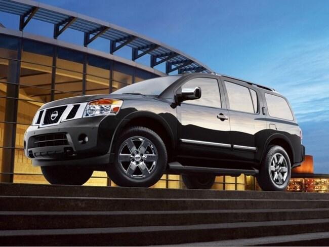 2011 Nissan Armada Platinum Edition SUV