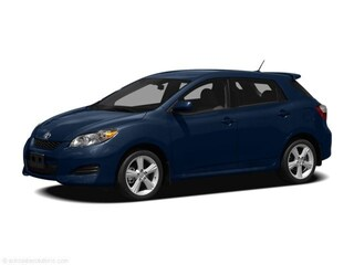2011 Toyota Matrix FWD 4A Hatchback
