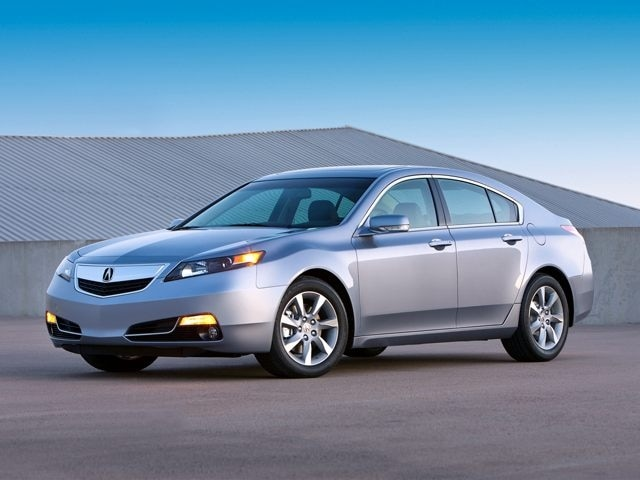 2012 Acura TL Base Sedan