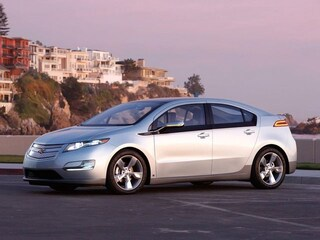 2012 Chevrolet Volt Hatchback