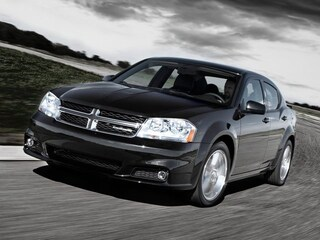 2012 Dodge Avenger Base Sedan