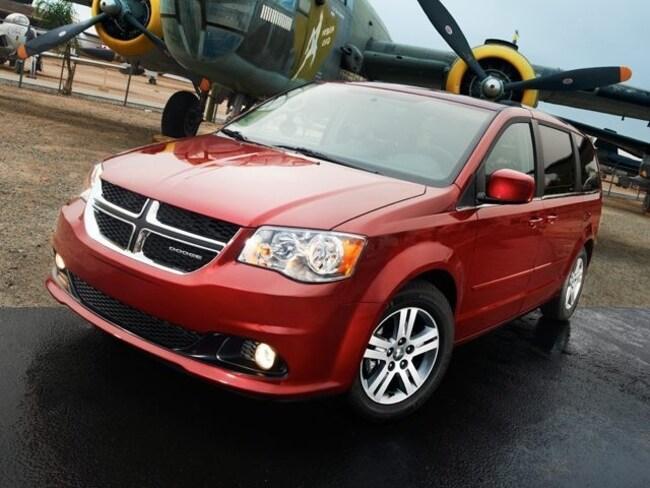 Used 2012 Dodge Grand Caravan For Sale At Mcphillips Nissan Vin