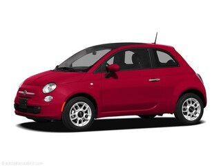 2012 FIAT 500 SPORT Coupe