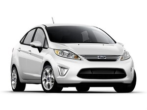 2012 Ford Fiesta SE -  Power Windows - $49.23 B/W